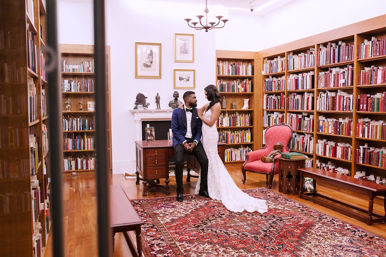 Toronto Library Wedding Planner Ruby Refined Events